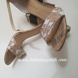 Ivanka Trump Emalyn sandals 9.5